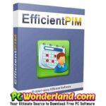 EfficientPIM Pro 5.60 Build 559 Free Download