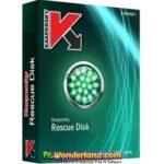 Kaspersky Rescue Disk 2018 18.0.11.0 Free Download