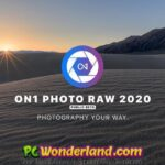 ON1 Photo RAW 2020.5 14.5.0.9199 Free Download