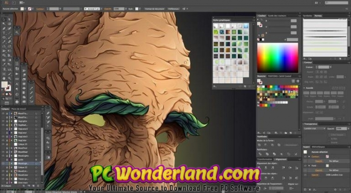 Adobe Illustrator CC 2020 24.2 macOS Free Download 4
