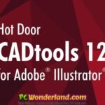Hot Door CADtools 12.1.3 for Adobe Illustrator Free Download