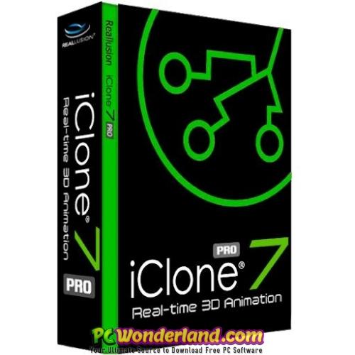 Reallusion Iclone Pro 7 8 4322 1 Free Download Pc Wonderland