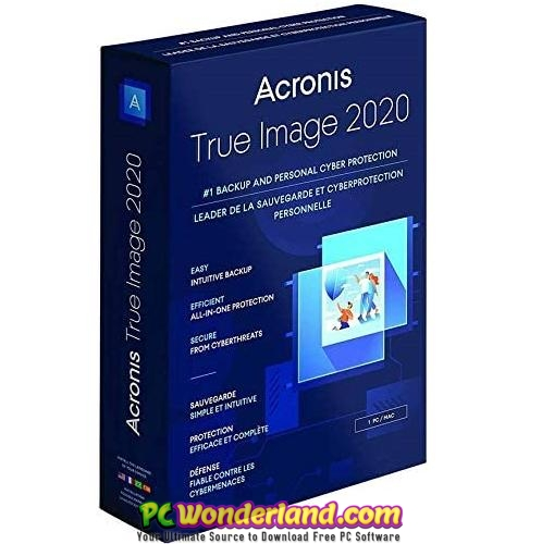 Acronis True Image 2020 Build 30290 Free Download 1 1
