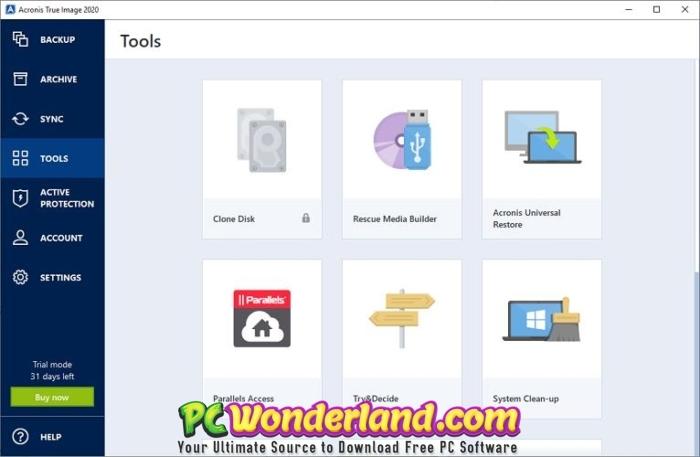 Acronis True Image 2020 Build 30290 Free Download 1 4