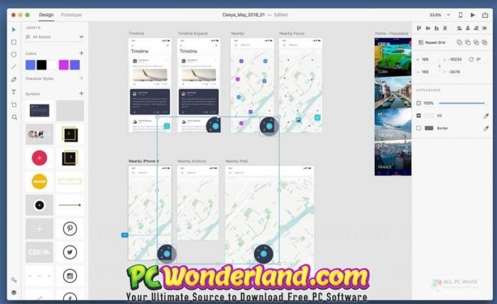 Adobe XD CC 2020 32.0.22 Free Download 2