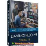 DaVinci Resolve Studio 16.2.6.5 Free Download