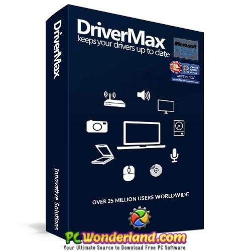 DriverMax Pro 12 Free Download 1