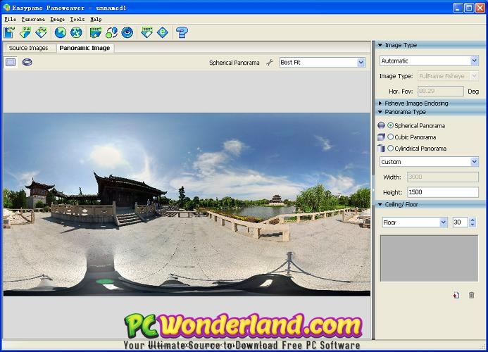 Easypano Panoweaver Professional 10 Free Download 2