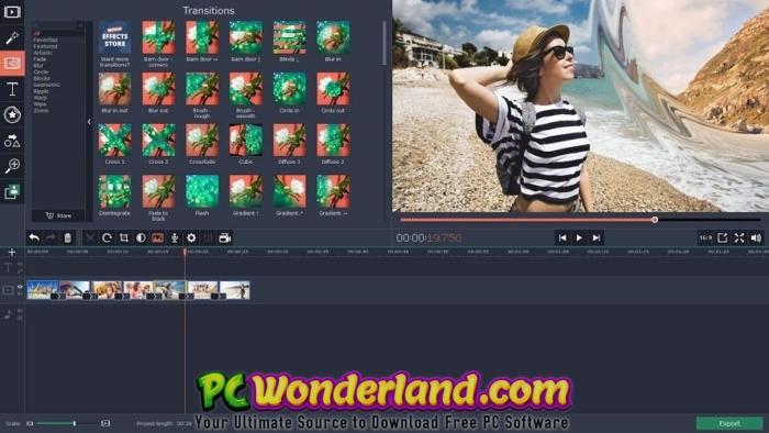 Movavi Slideshow Maker 6.7.0 Download 2