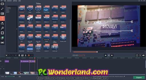 Movavi Slideshow Maker 6.7.0 Download 3