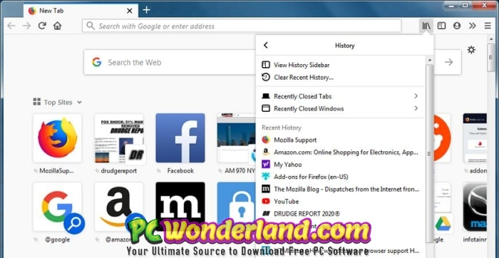 Mozilla Firefox 80 Free Download 1 3