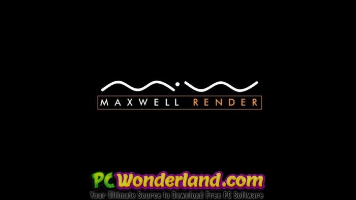 NextLimit Maxwell Render Studio 5 Free Download 1 1
