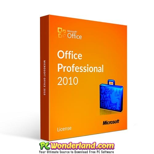 Office 2010 SP2 Pro Plus VL August 2020 Free Download 1