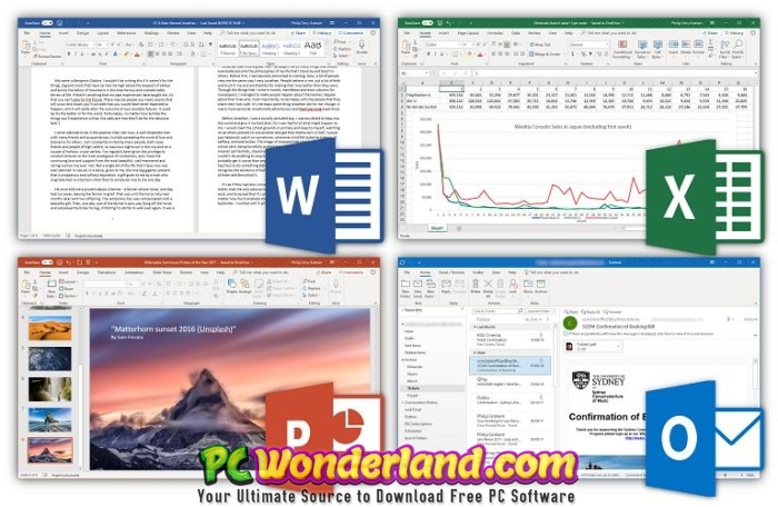 Office 2013 Pro Plus SP1 VL August 2020 Free Download 1 4