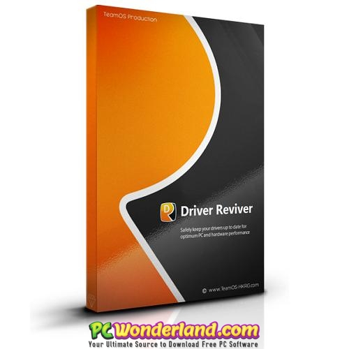 ReviverSoft Driver Reviver 5.34.1.4 Free Download 1