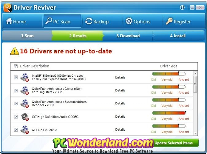 ReviverSoft Driver Reviver 5.34.1.4 Free Download 3
