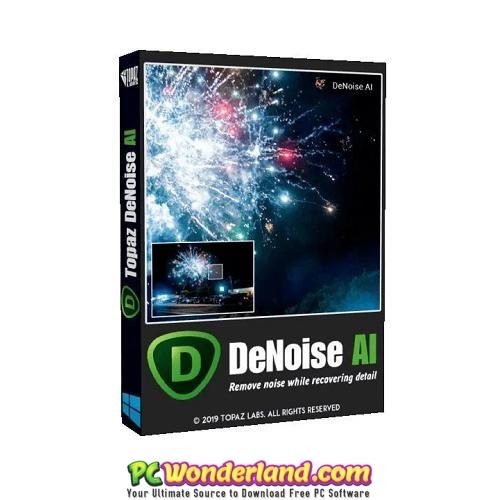 Topaz DeNoise AI 2 Free Download 1