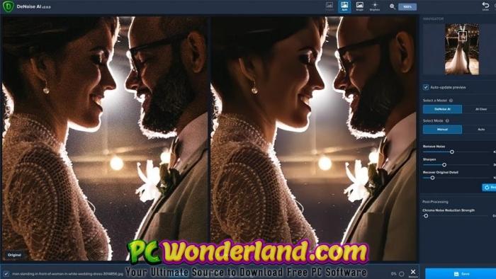 Topaz DeNoise AI 2 Free Download 3