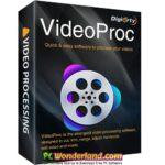VideoProc 3.8 Free Download
