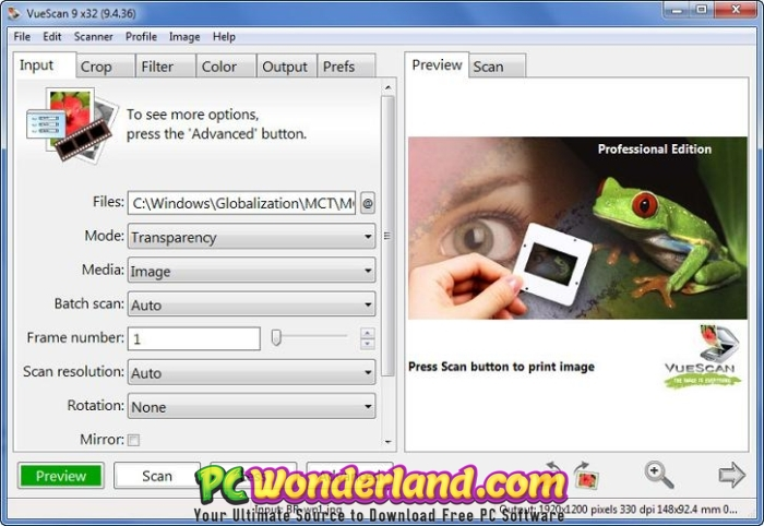 VueScan Pro 9.7.31 Free Download 3