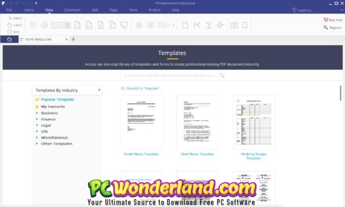 Wondershare PDFelement Professional 7.6.5.4955 Free Download 3