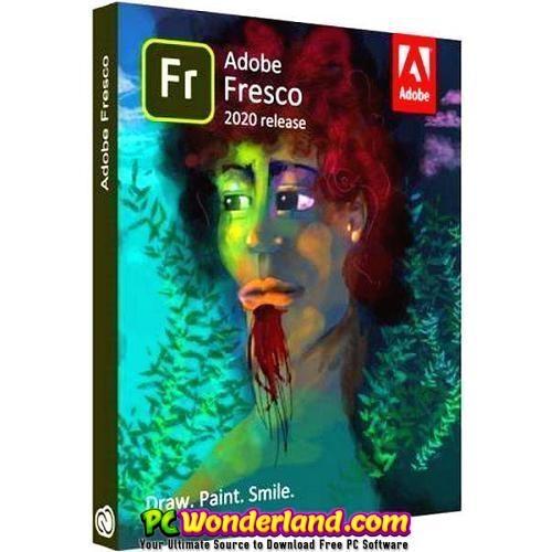 Adobe Fresco 1.9.1.276 Free Download 1