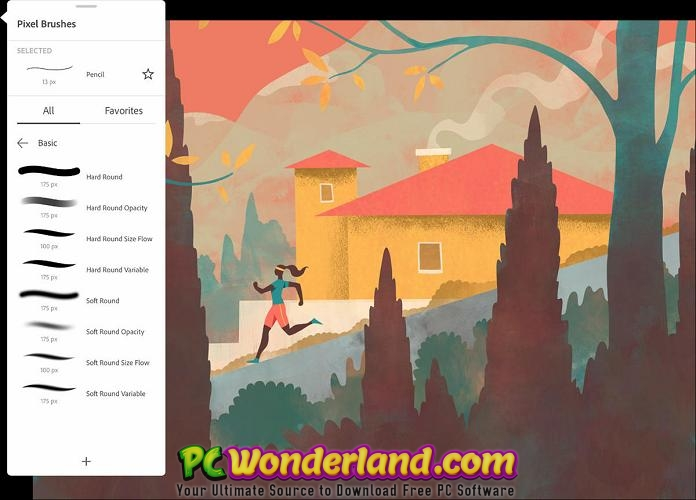 Adobe Fresco 1.9.1.276 Free Download 2
