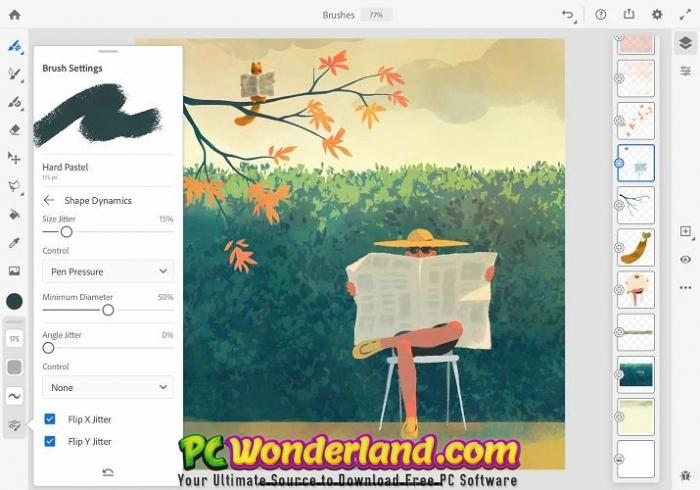 Adobe Fresco 1.9.1.276 Free Download 3