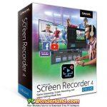 CyberLink Screen Recorder Deluxe 4.2.4.10672 Free Download