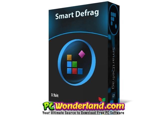 IObit Smart Defrag Pro 6.6.0 1
