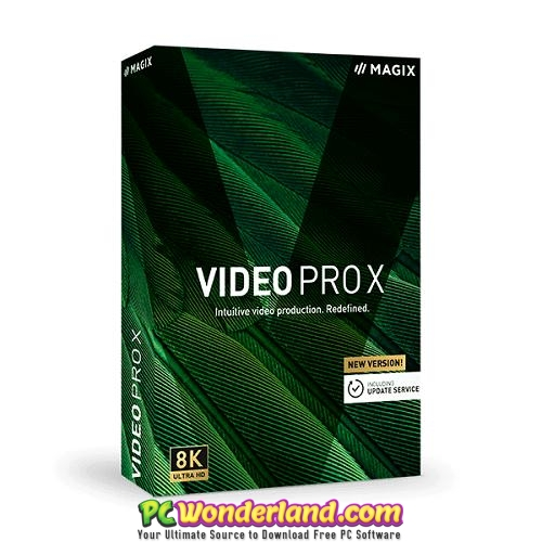 MAGIX Video Pro X12 18 Free Download 1