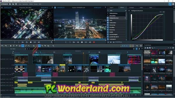 MAGIX Video Pro X12 18 Free Download 4