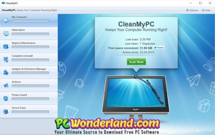 MacPaw CleanMyPC 1.10.7.2050 Free Download 2