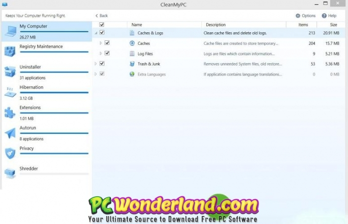 MacPaw CleanMyPC 1.10.7.2050 Free Download 3