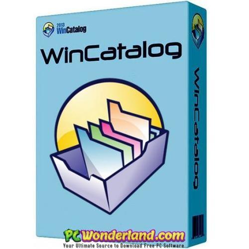 WinCatalog 2019 19.8.1 1