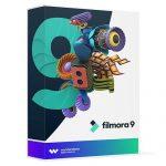 Wondershare Filmora 9.6.1.6 Free Download