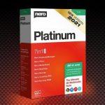 Nero Platinum Suite 2021 Free Download