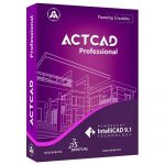 ActCAD Professional 2021 Free Download