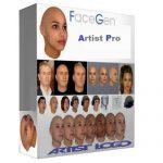 FaceGen Artist Pro 3 Free Download