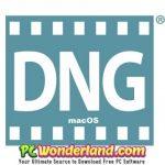 Adobe DNG Converter 13 macOS Free Download