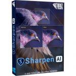 Topaz Sharpen AI 3 Free Download